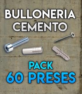 Bulloneria 60 iniziazione Cemento