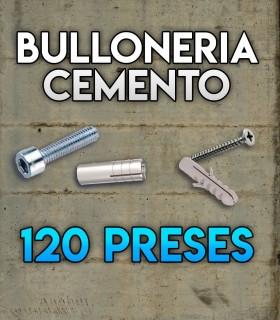 Bulloneria 120 iniziazione Cemento
