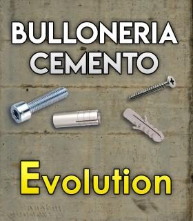 Bulloneria Evolution Cemento