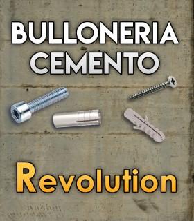 Bulloneria Revolution Cemento