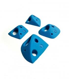 Confezione pockets, 4 prese per poggiare completamente le due dita
