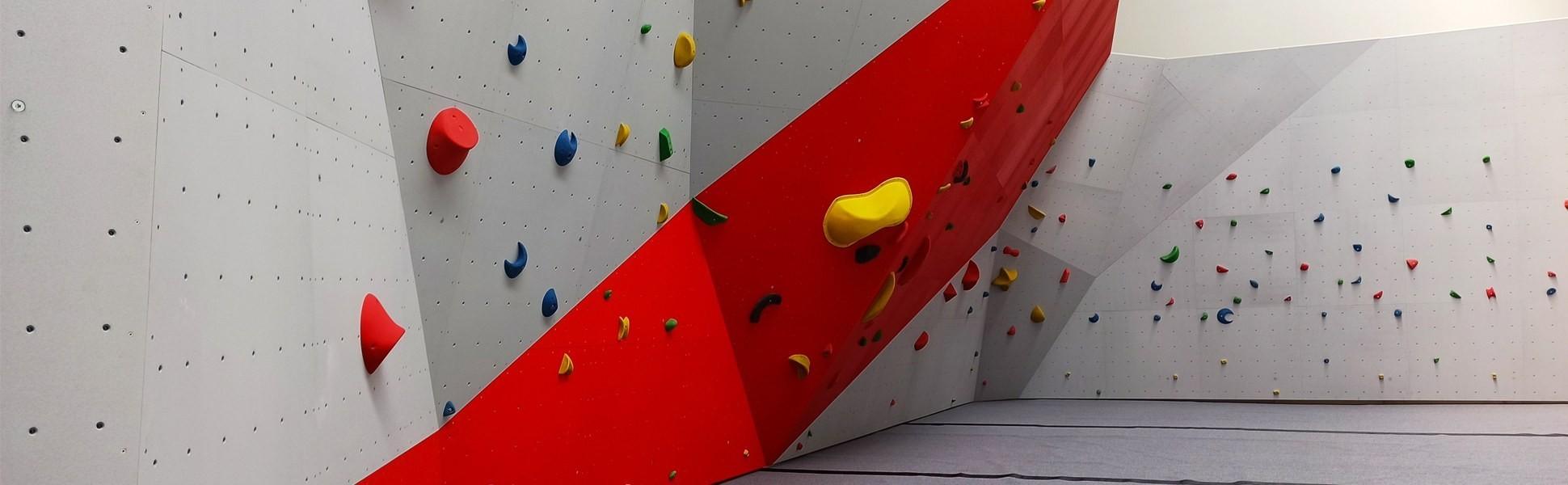 Prese d'arrampicata  ECLIPSE